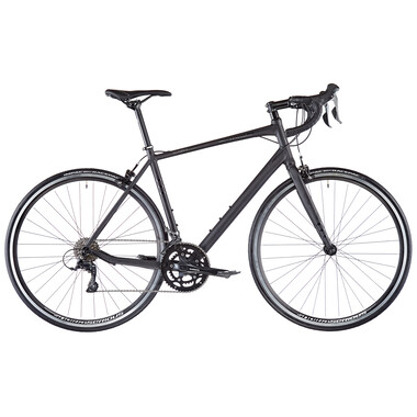 Bicicletta da Corsa SERIOUS VALPAROLA Shimano Claris 34/50 Nero 2020